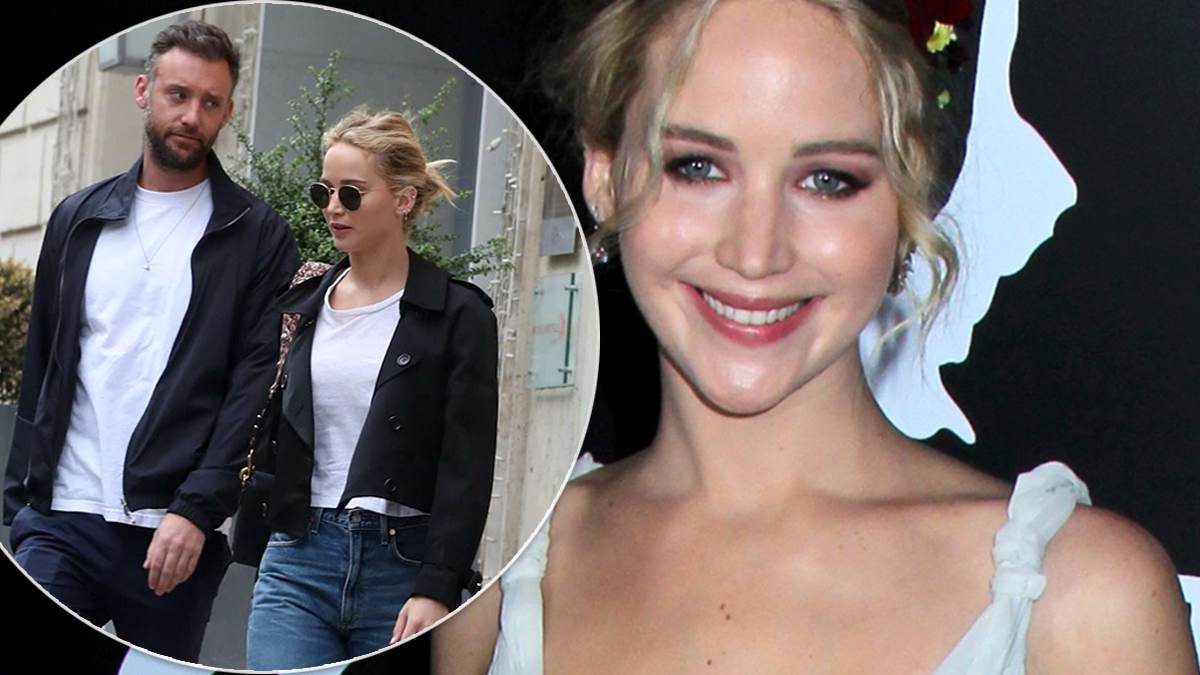 Jennifer Lawrence wzięła ślub