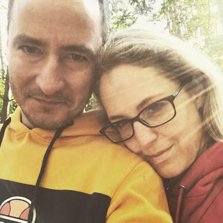 Tomasz Marzec i Julia Lewandowska są parą