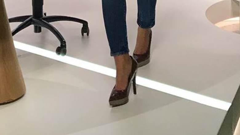 Karolina Szostak - buty