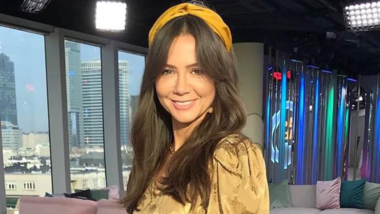 Kinga Rusin - turban
