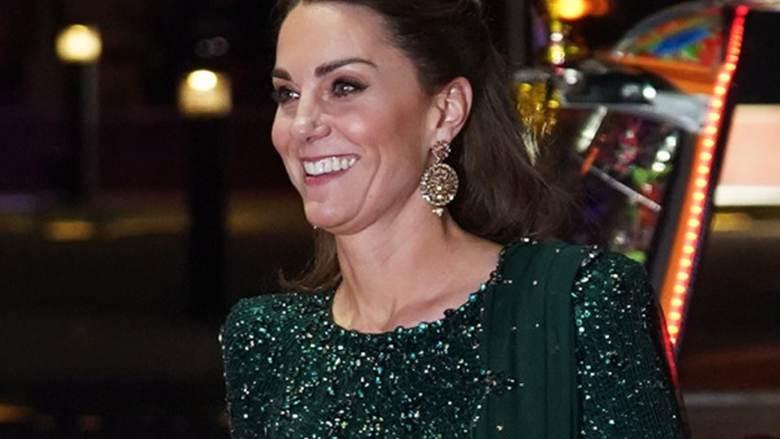 Księżna Kate - kolczyki