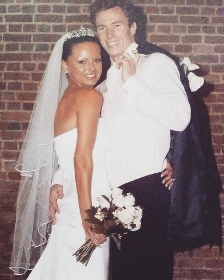 Ola Jordan i James Jordan - ślubne zdjęcia