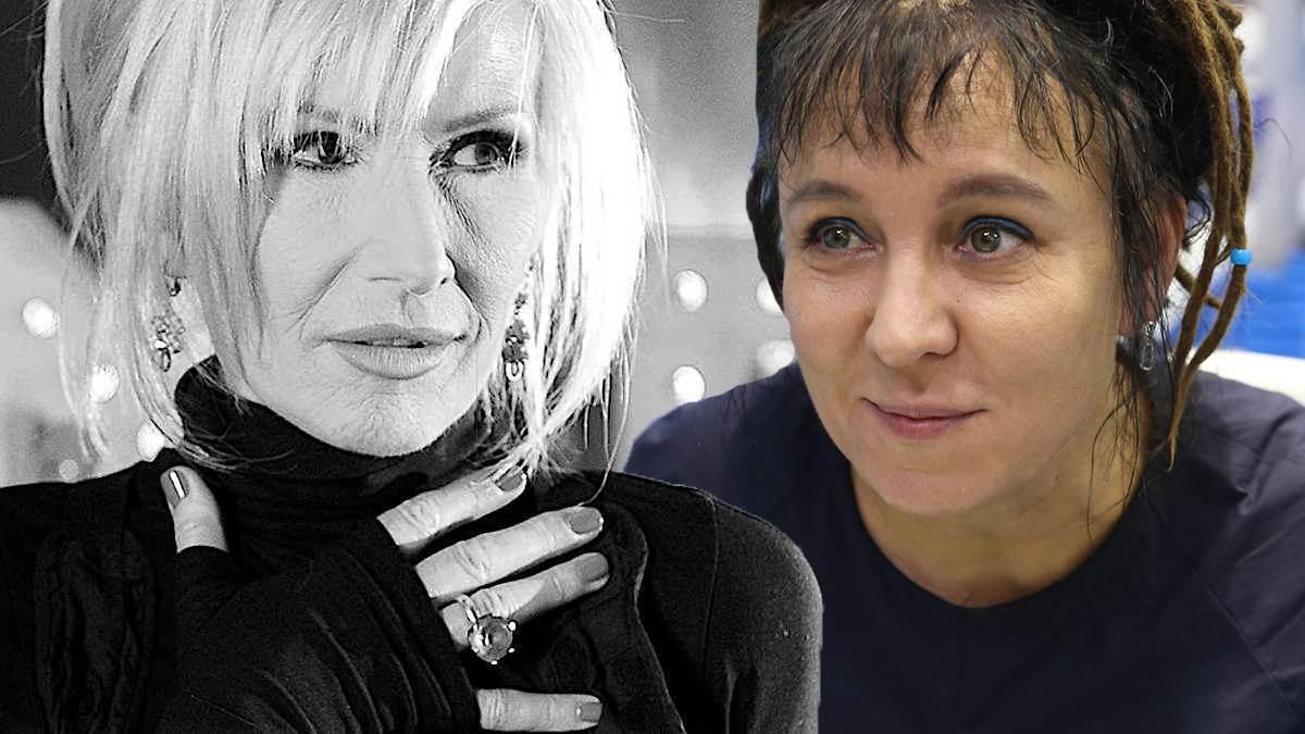 Olga Tokarczuk i Kora