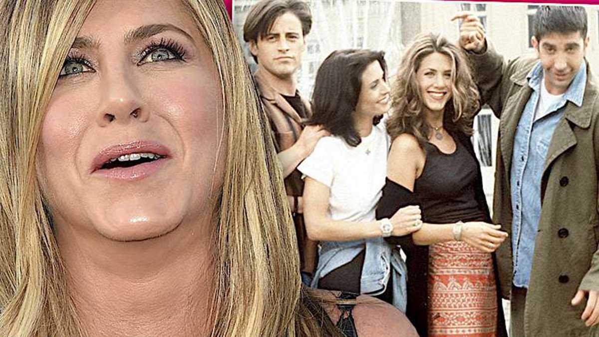 Przyjaciele - Jennifer Aniston