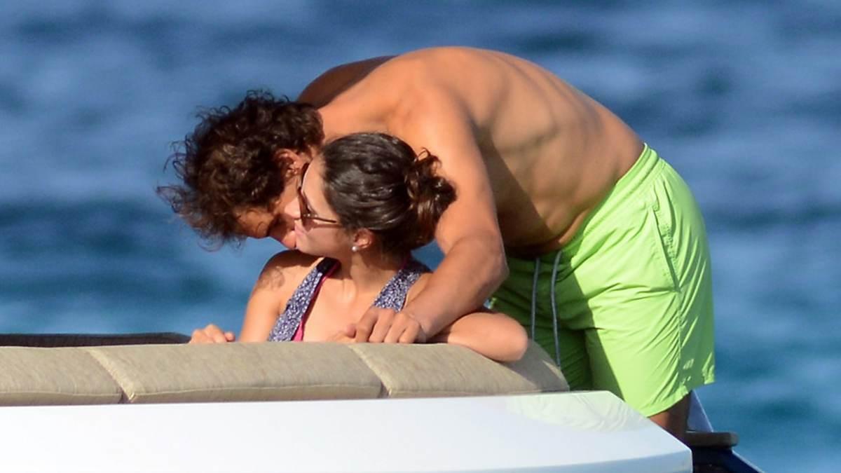 Rafael Nadal i Maria Francisca Perelló są po ślubie