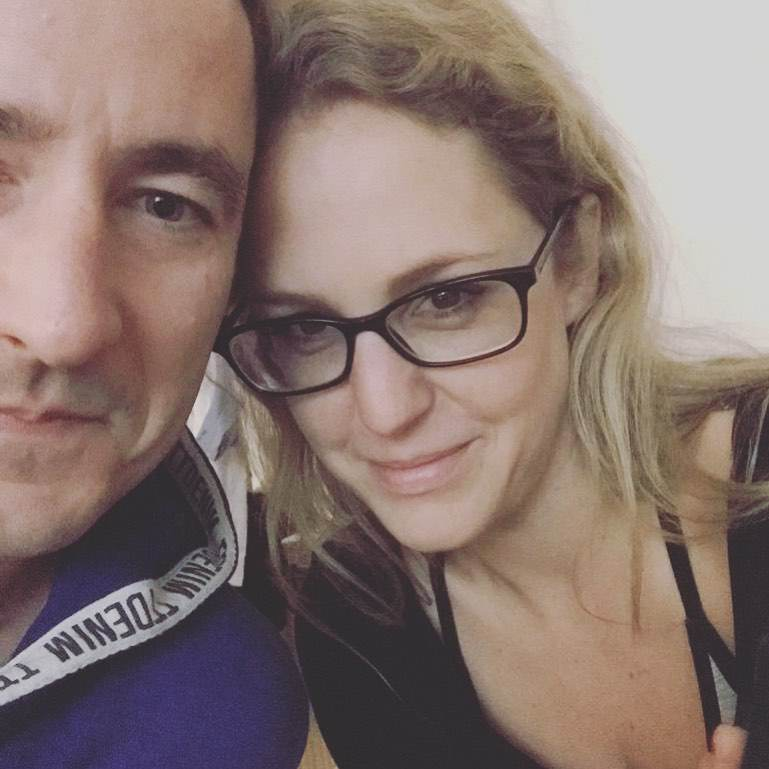 Tomasz Marzec i Julia Lewandowska są razem