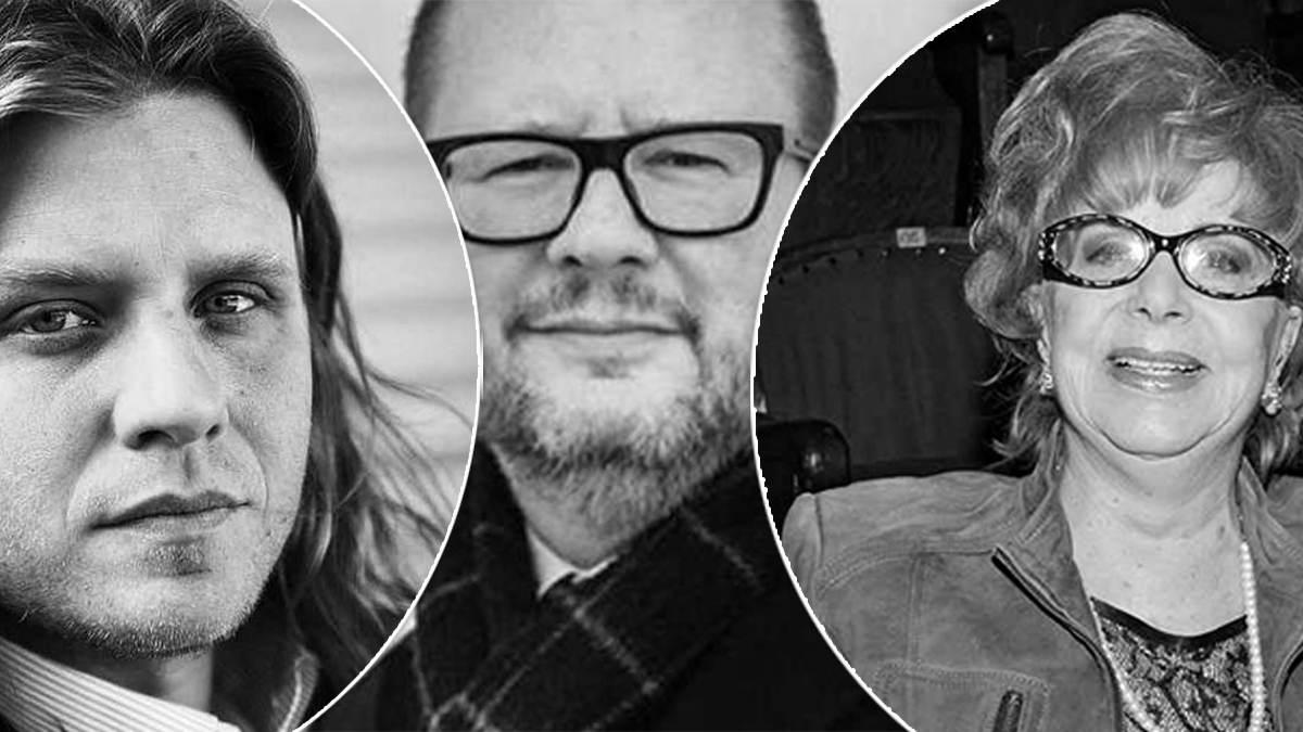 Zofia Czerwińska, Paweł Adamowicz i Piotr Woźniak-Starak zmarli w 2019