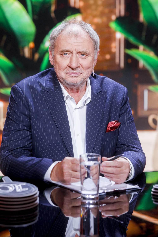 Andrzej Grabowski - Taniec z gwiazdami, piąty odcinek