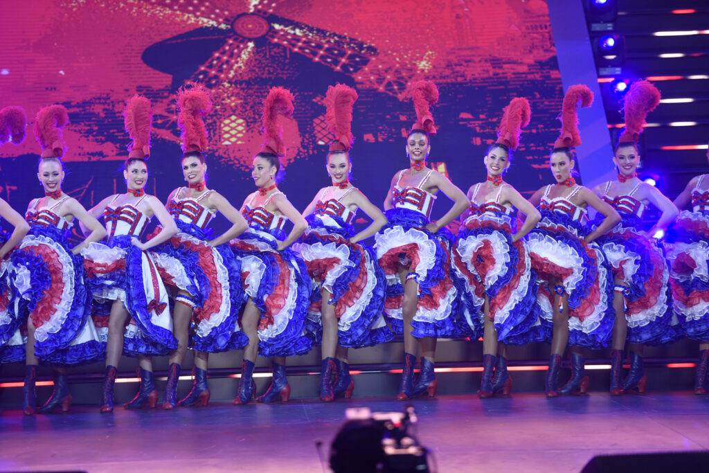 Moulin Rouge - Gala French Touch 2019