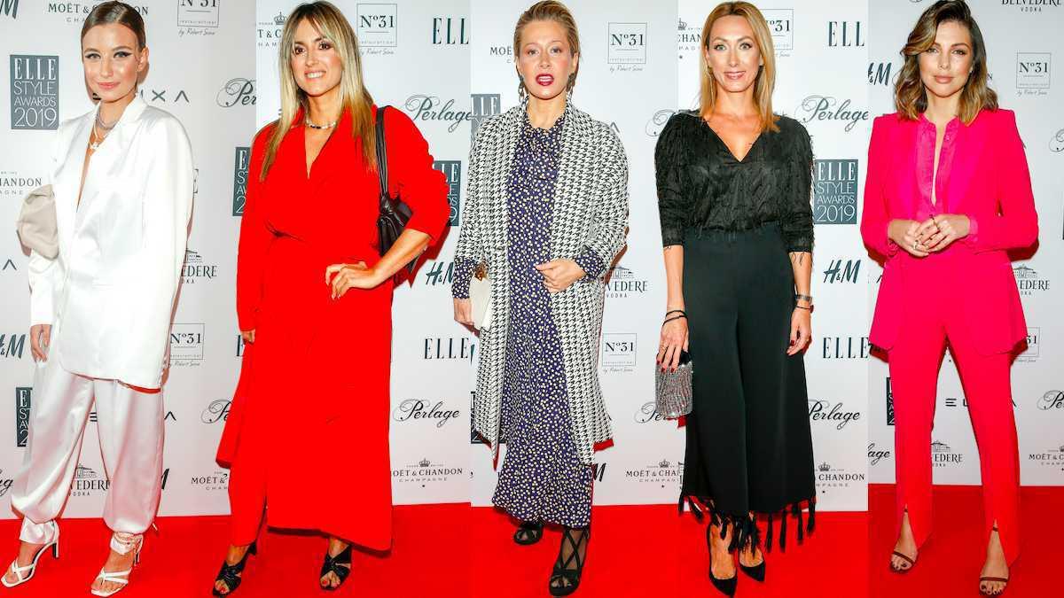 ELLE Style Awards 2019 kreacje gwiazd