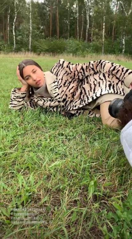 Zdjęcie (5) Julia Wieniawa pokazała, jak naprawdę wygląda bez makijażu. Przebarwienia, wypryski, podkrążone oczy…