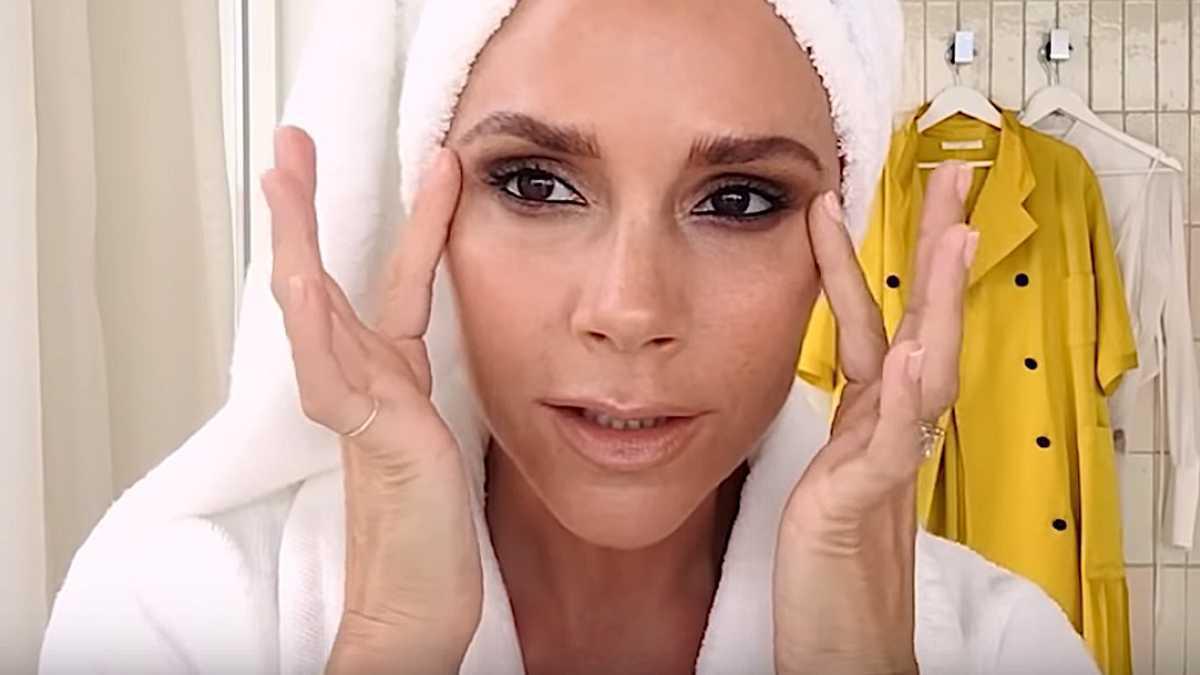Victoria Beckham stosuje tanie kosmetyki
