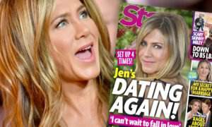 Jennifer Aniston plotki