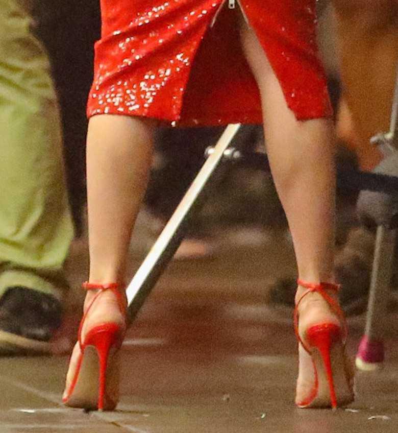 Jennifer Lopez w krótkich włosach