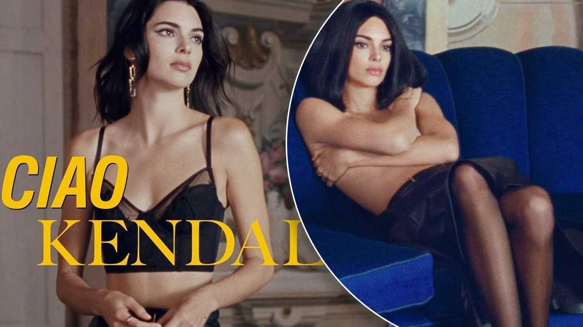 Kendall Jenner Reserved