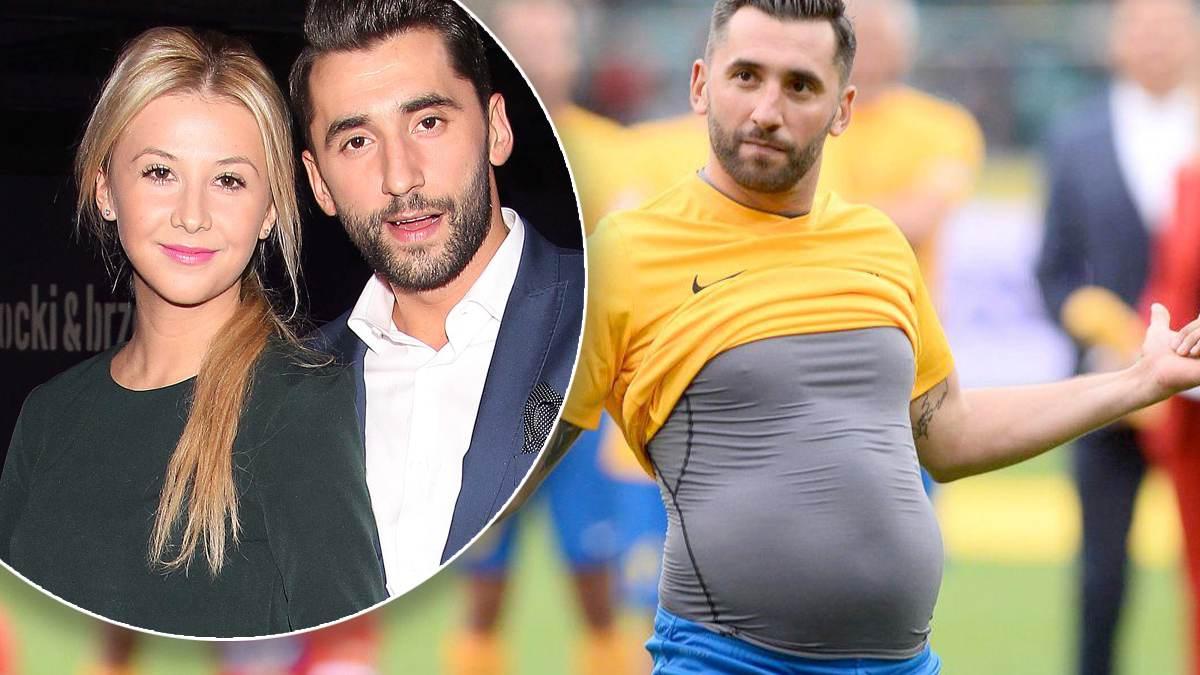 Rafał Maserak będzie ojcem