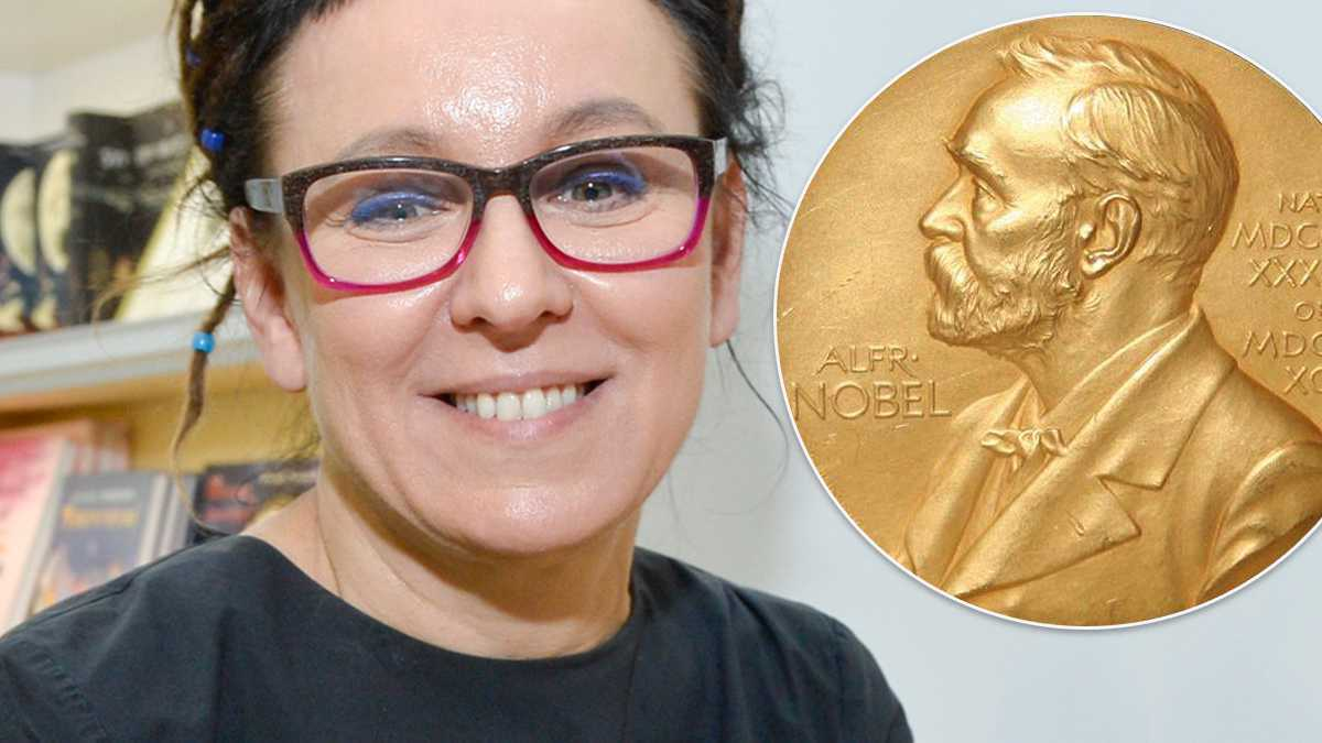 Literacka nagroda Nobla za 2018 dla Olgi Tokarczuk