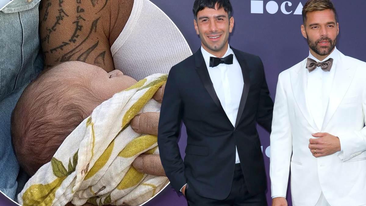 Ricky Martin i Jwan Yosef zostali rodzicami