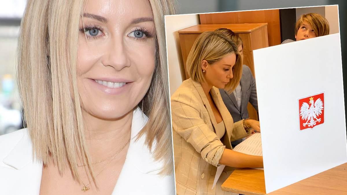Małgorzata Rozenek, wybory