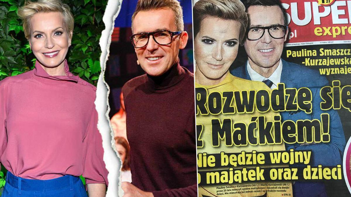 Rozwód Pauliny Smaszcz-Kurzajewskiej. Podzielono majątek, a co z opieką nad dziećmi?