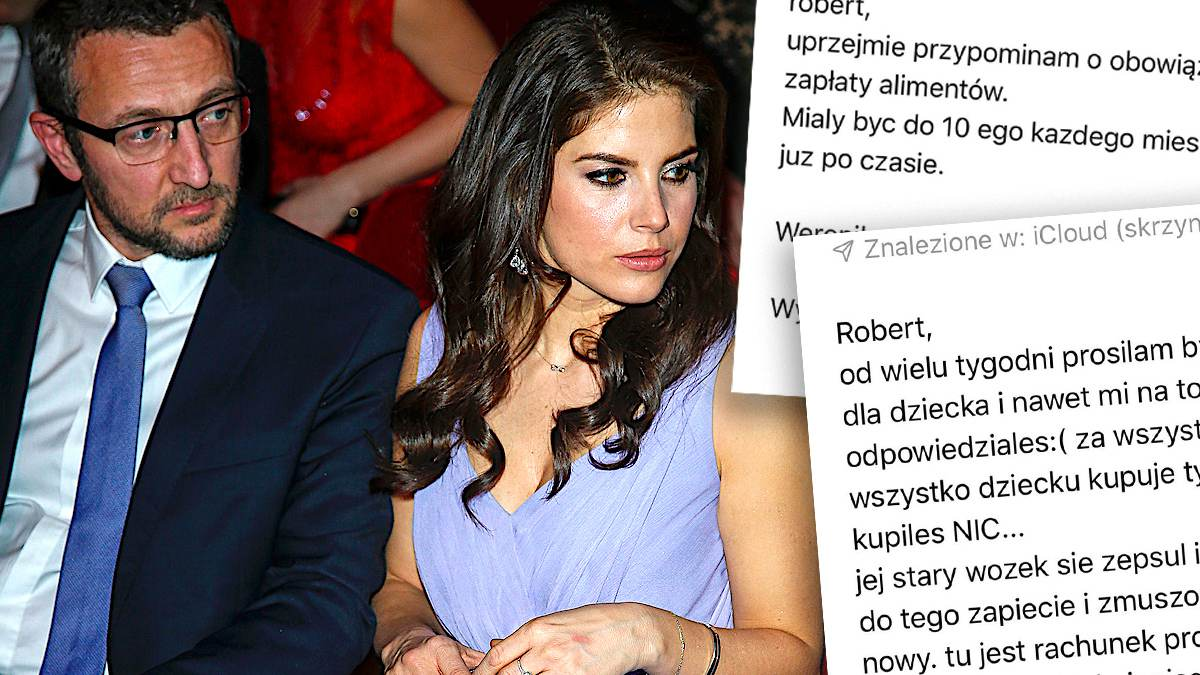 Weronika Rosati e-maile