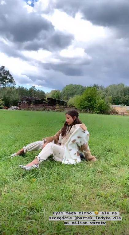 Julia Wieniawa - kulisy sesji zdjęciowej do magazynu JOY
