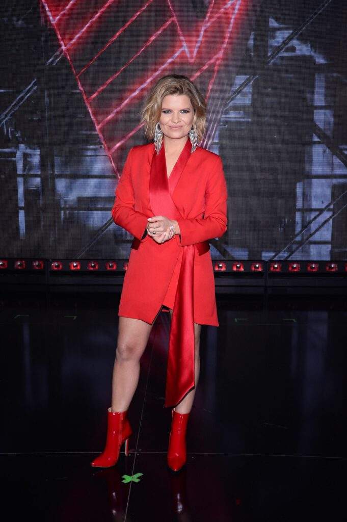 Marta Manowska - The Voice of Poland 10, finał