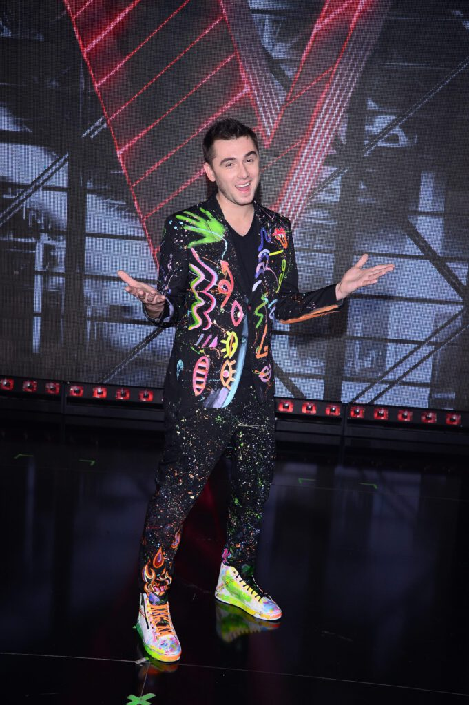 Kamil Bednarek - The Voice of Poland 10, finał