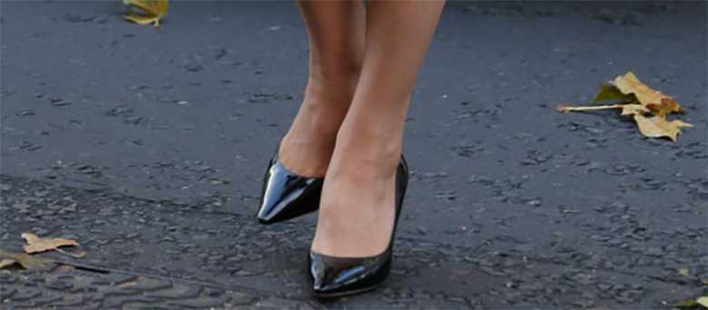 Księżna Kate - buty, inauguracja NET
