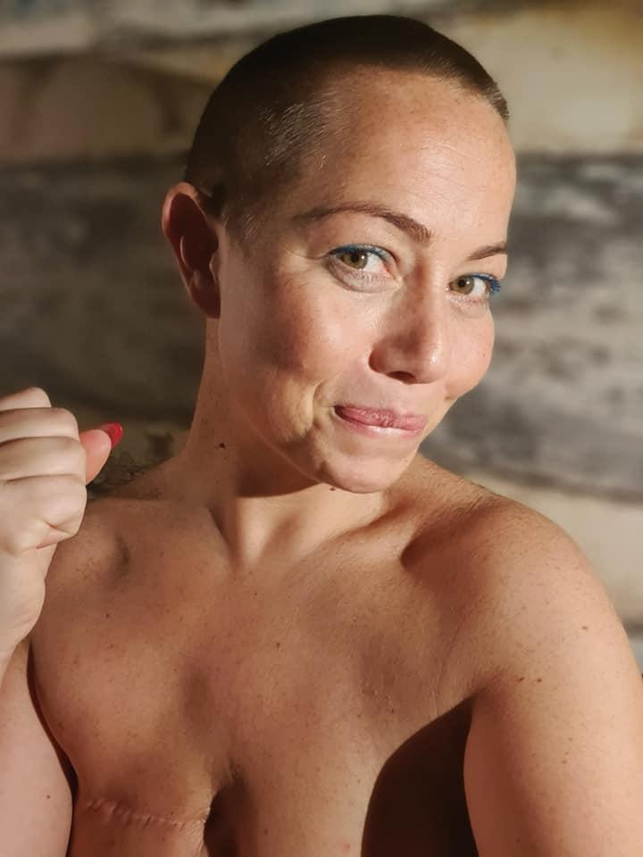 Marta Smuk solidaryzuje się z chorymi kobietami