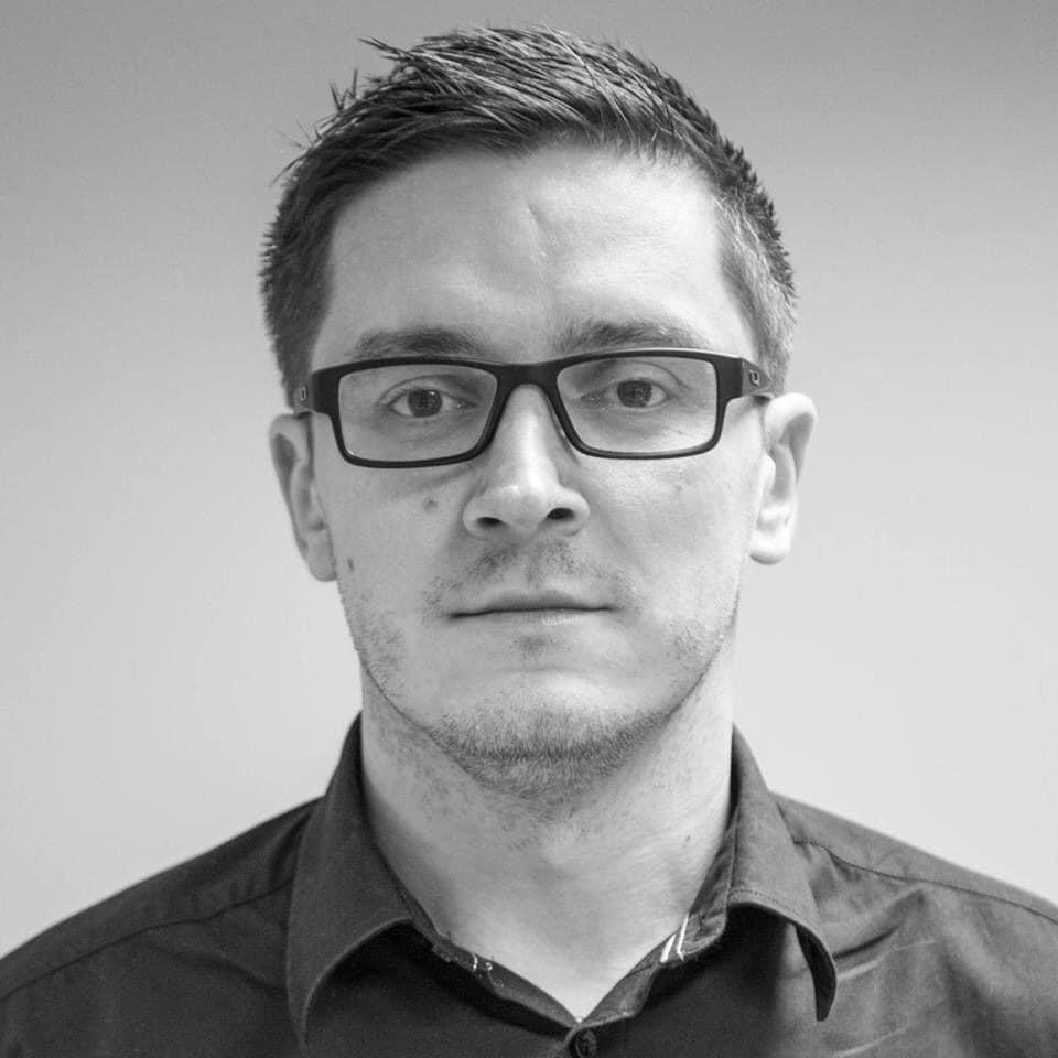 Zdjęcie (1) Dziennikarz Michał Szpak nie żyje, zmarł nagle. Wydano oficjalne oświadczenie