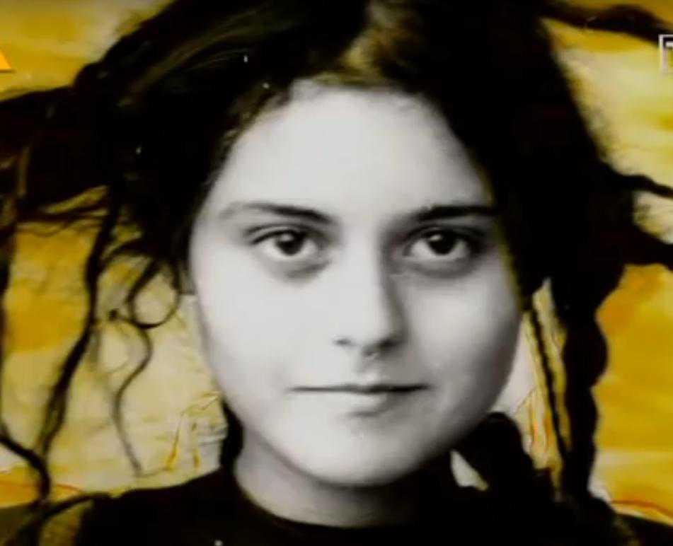 Afrodyta – córka Eleni
