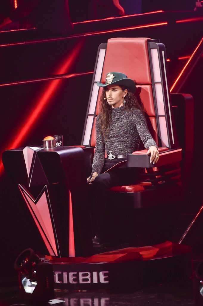 Michał Szpak - The Voice of Poland