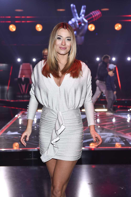 Marcelina Zawadzka w The Voice of Poland