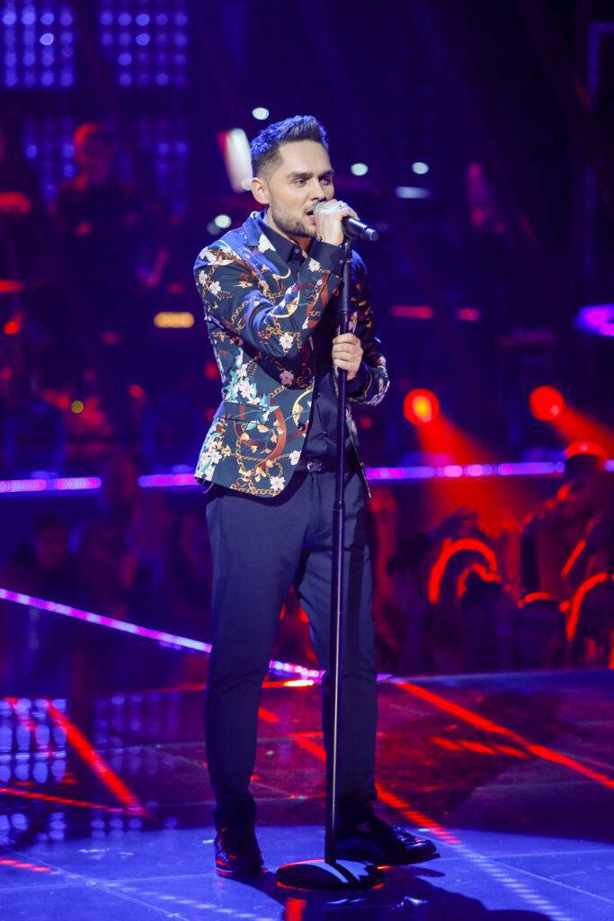 Damian Kulej - finalista The Voice of Poland 10