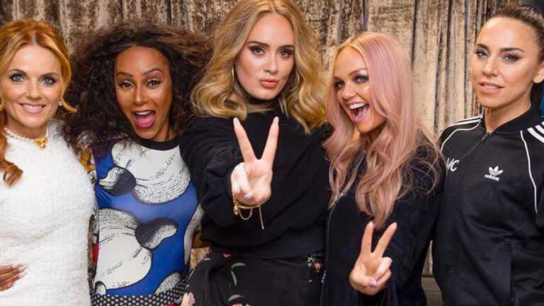 Adele i Spice Girls