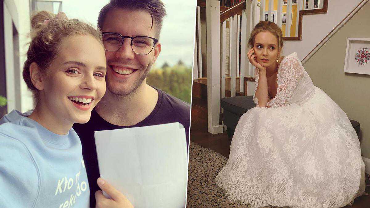 Olga Kalicka już planuje ślub. Przez napięty grafik nie może zająć się tym osobiście. Kto jej pomaga?