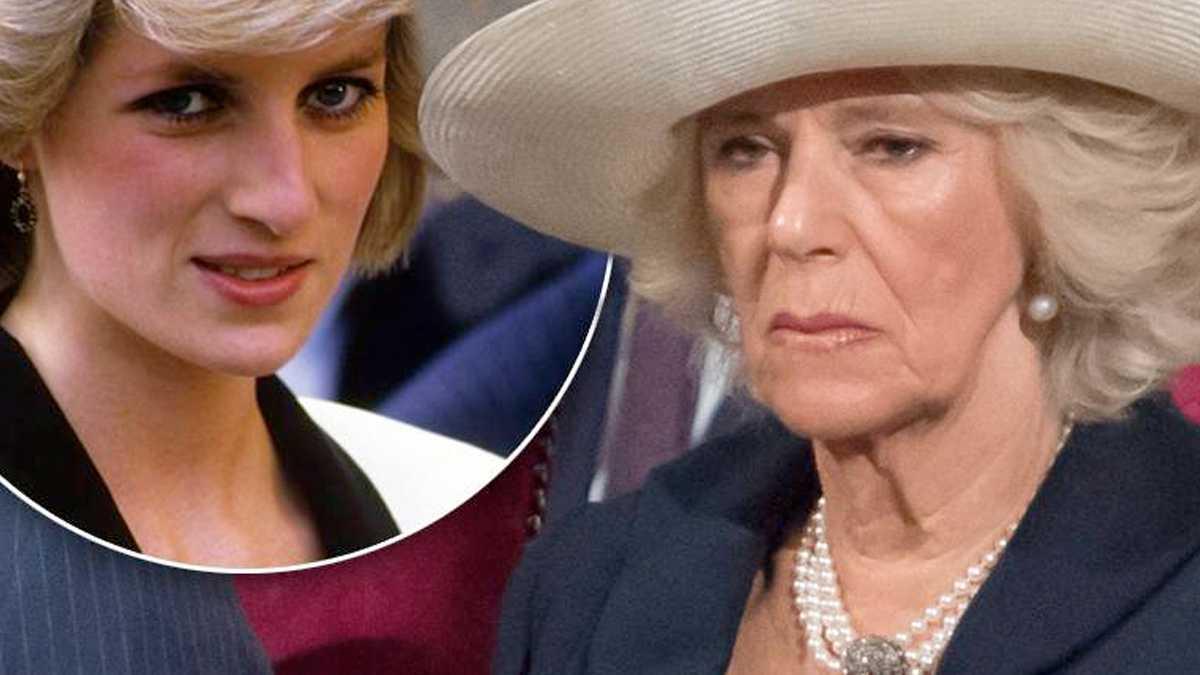 Księżna Diana, Camilla Parker-Bowles