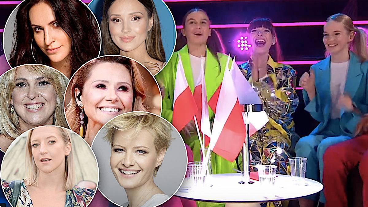 Gwiazdy gratulują Viki Gabor
