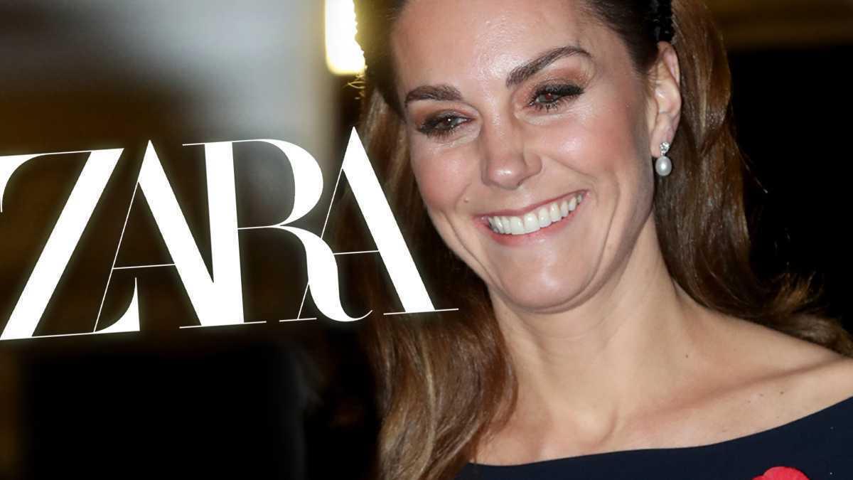 Księżna Kate, Zara