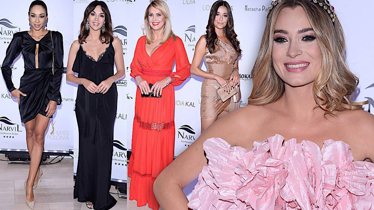 Gwiazdy na wyborach Miss Polonia 2019
