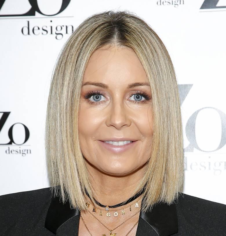 Małgorzata Rozenek, makijaż i fryzura - premiera biżuterii Zozo Design