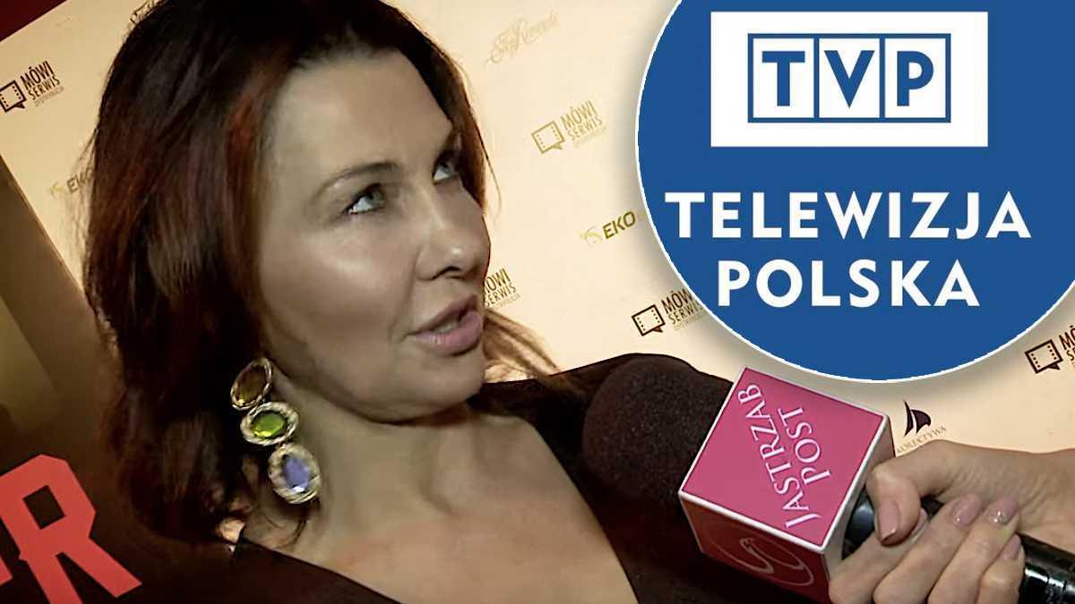 Anna Popek, TVP