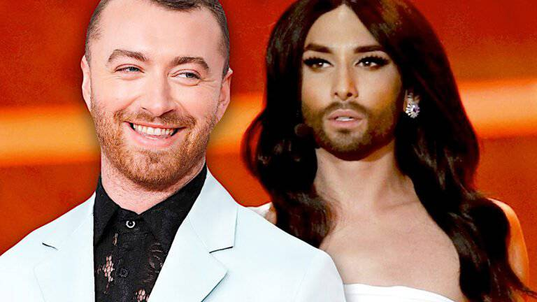 Sam Smith, Conchita Wurst