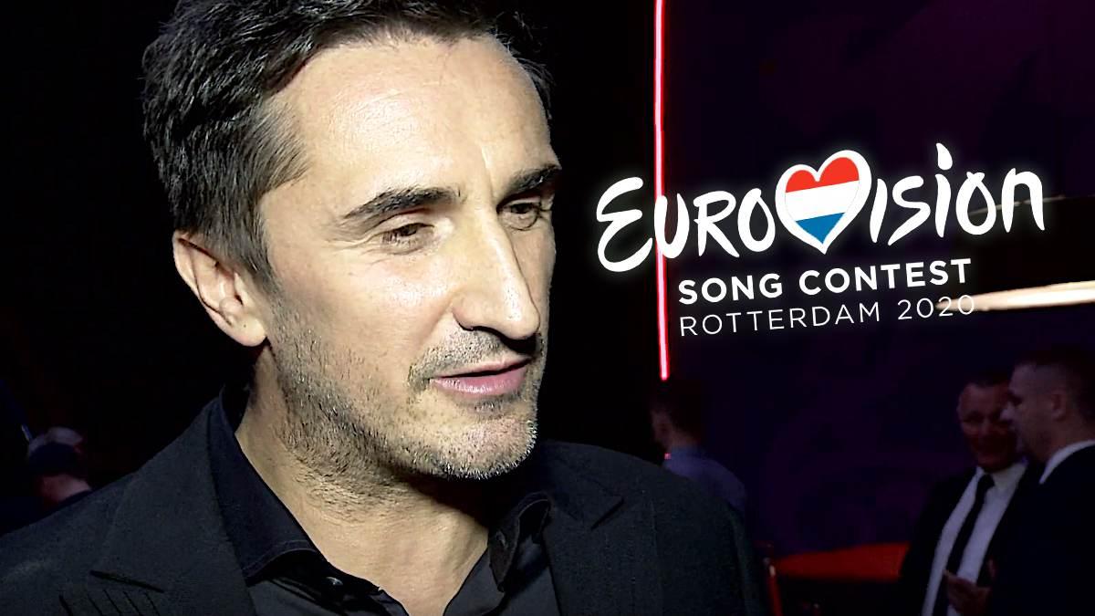 Sebastian Karpiel-Bułecka o Eurowizji