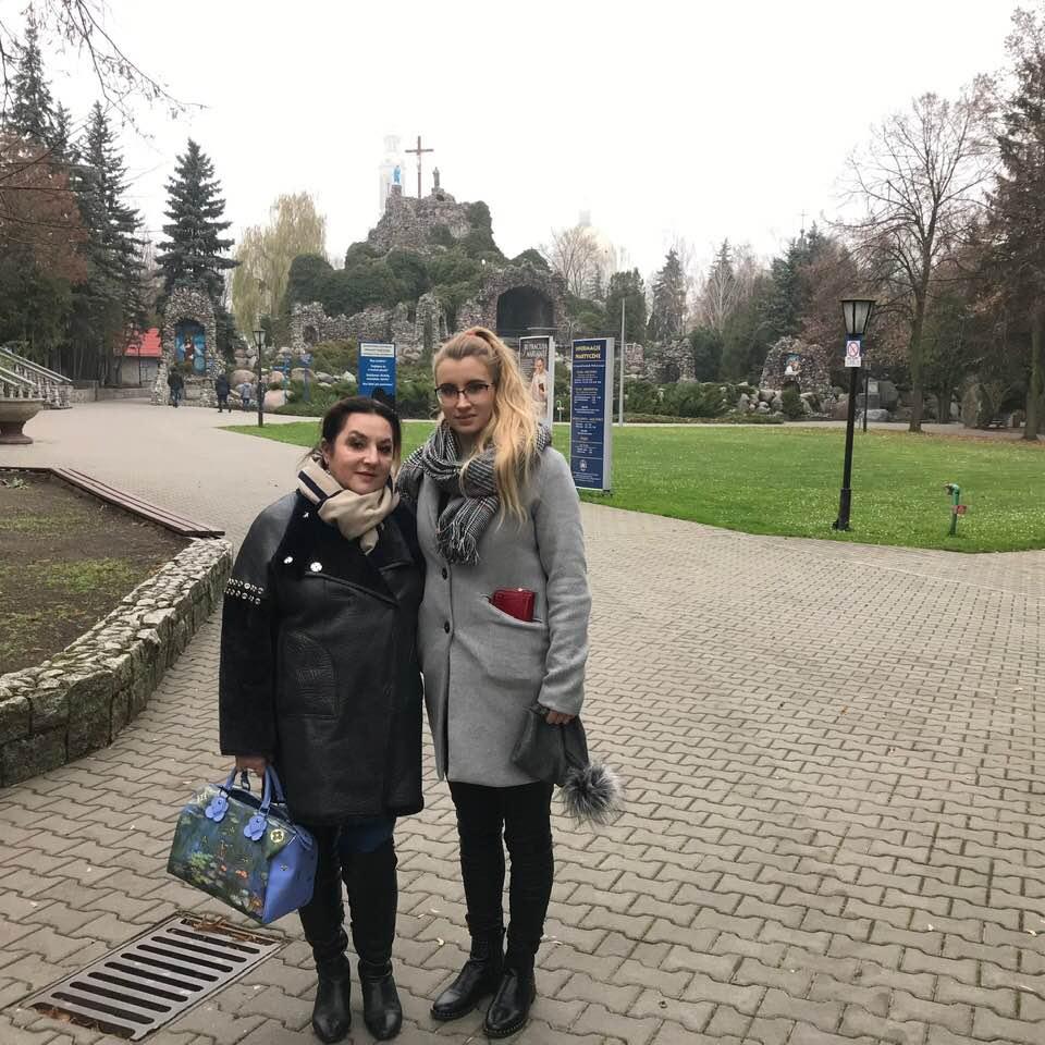 Danusia i Ewelina Martyniuk