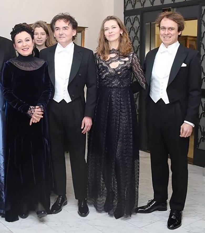 Olga Tokarczuk, Zbigniew Fingas - Literacka Nagroda Nobla 2018