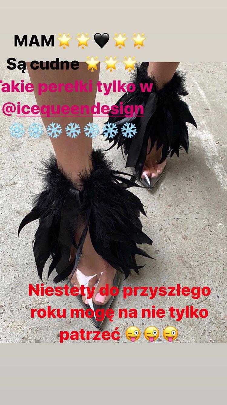 Dagmara Kaźmierska wymarzone buty