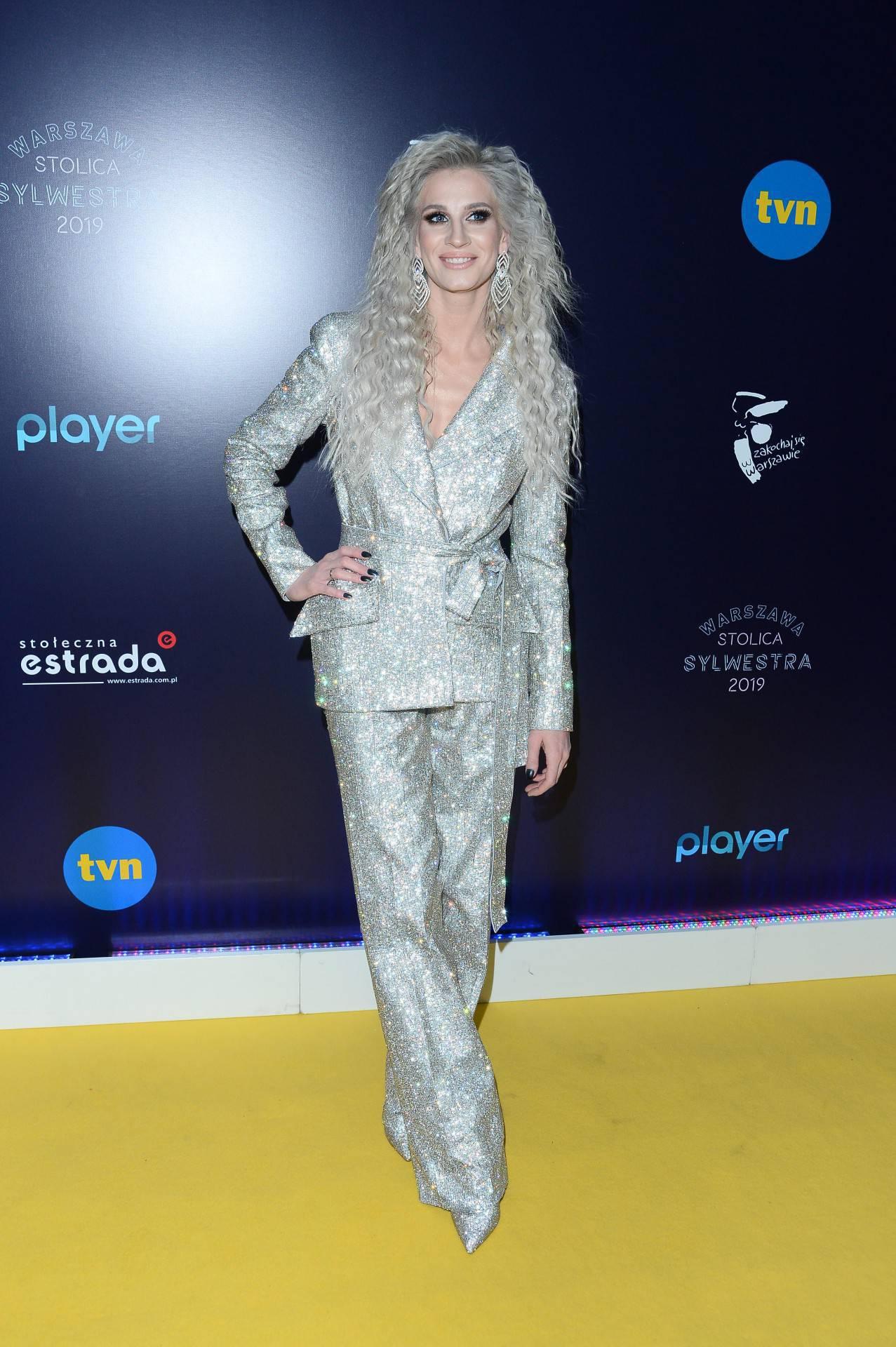 Sylwester TVN 2019 - Sylwia Grzeszczak