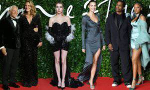 British Fashion Awards 2019